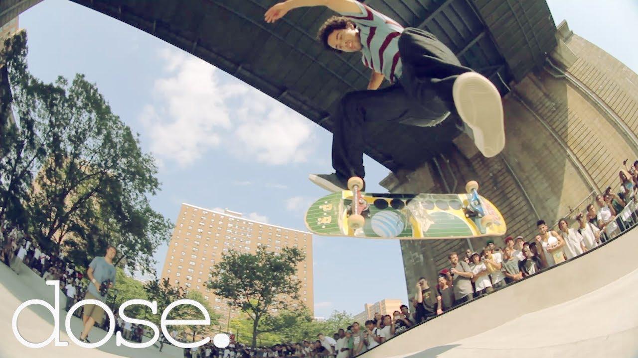 Go Skateboarding Day NYC 2012