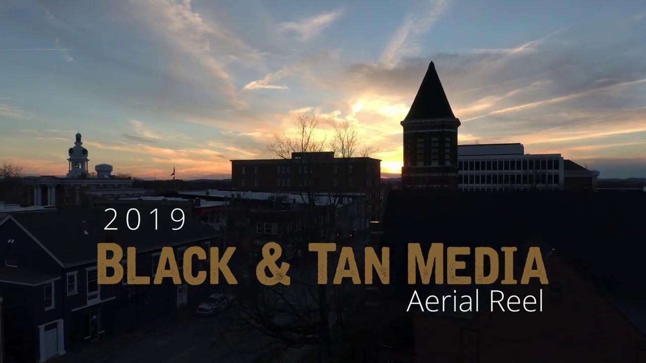 Black & Tan Media Aerial Reel 2019 Drone Footage