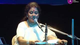 "Sutapa Bhattacharya- Live- ""Amay Bhebe Jodi Kono Obosor"""