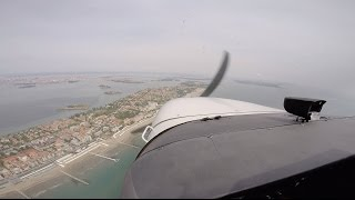PPL(A) Tag 21: Bella Italia! Mit der Cessna 172 nach Venedig