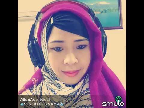 Lagu syahdu SERIBU PURNAMA Oleh Allda Ace Ace