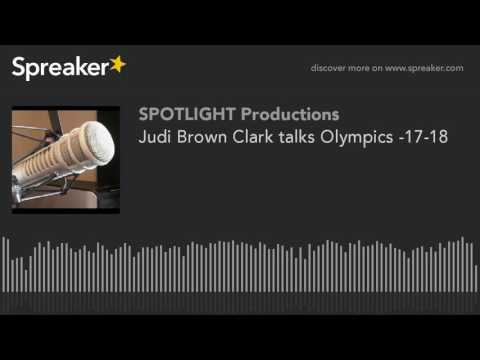Judi Brown Clark talks Olympics - August 17, 2016