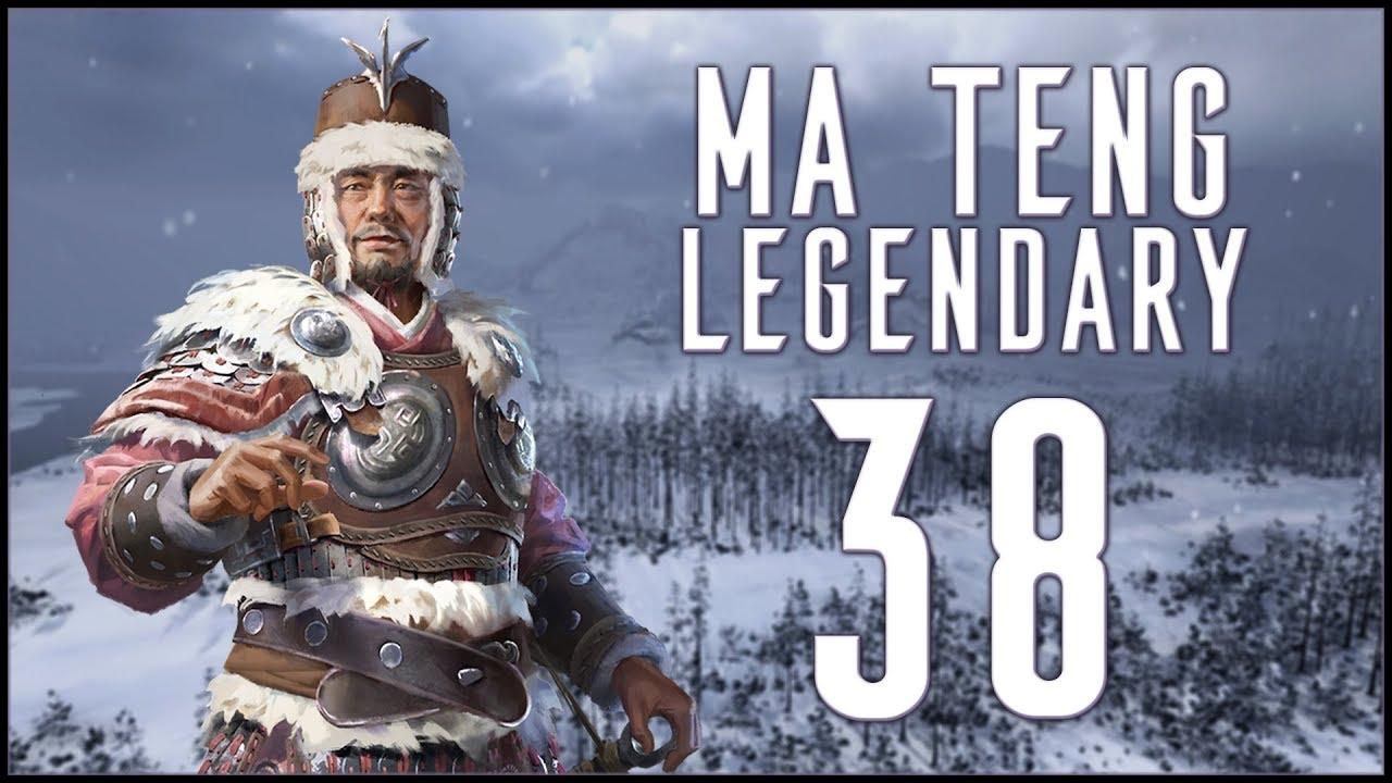 ON TO THE FINAL SEAT - Ma Teng (Legendary Romance) - Total War: Three  Kingdoms - Ep 38!