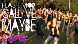 Baixar Woop´Z - Flash Mob Call me Maybe   VIDEO OFICIAL