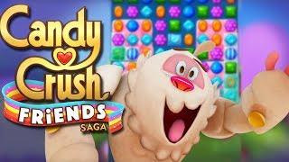 СЛАДКИЕ КОНФЕТКИ и ДРУЗЬЯ Candy Crush Friends Saga игра три в ряд #1