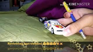 Mattel Disney cars 3 (pat traxson) 🙂😊😉😃🌟