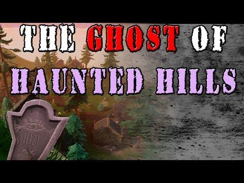 Fortnite Creepypasta - The Ghost of Haunted Hills