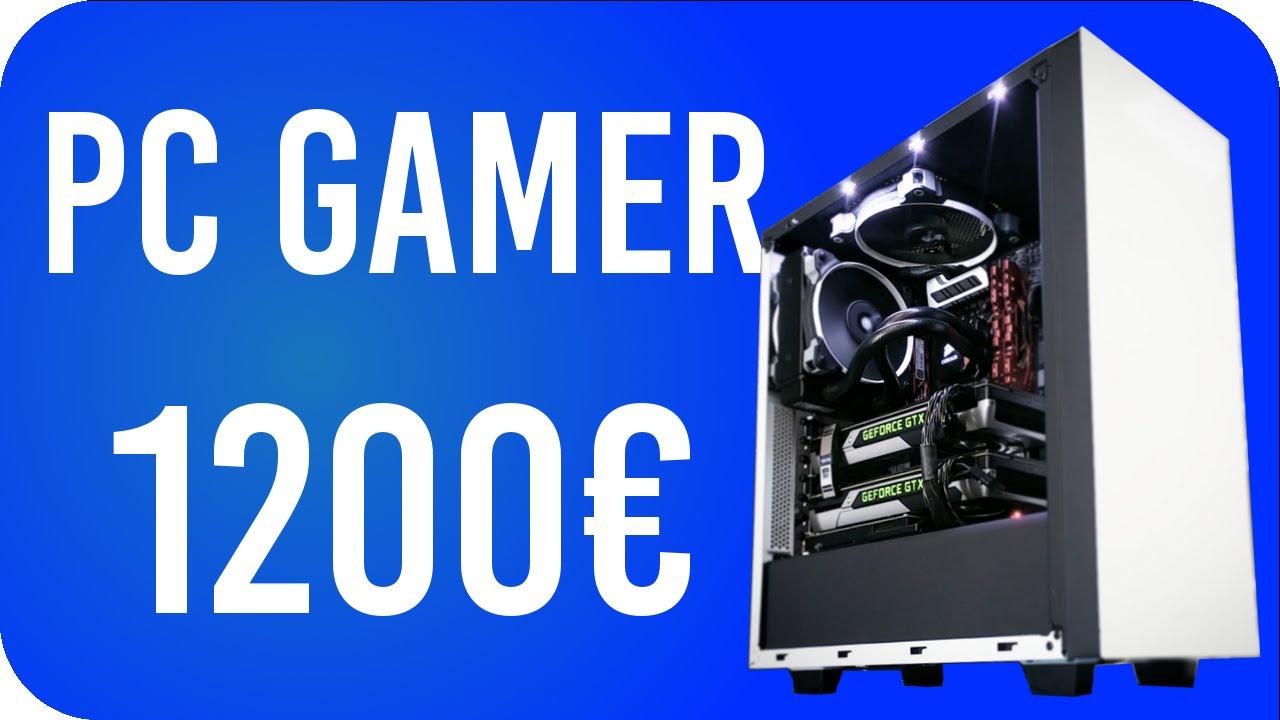 presupuesto pc gamer 1200 euros i7 6700k rx 480 pc gamer. Black Bedroom Furniture Sets. Home Design Ideas