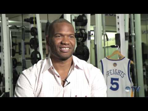 One on One with Marreese Speights