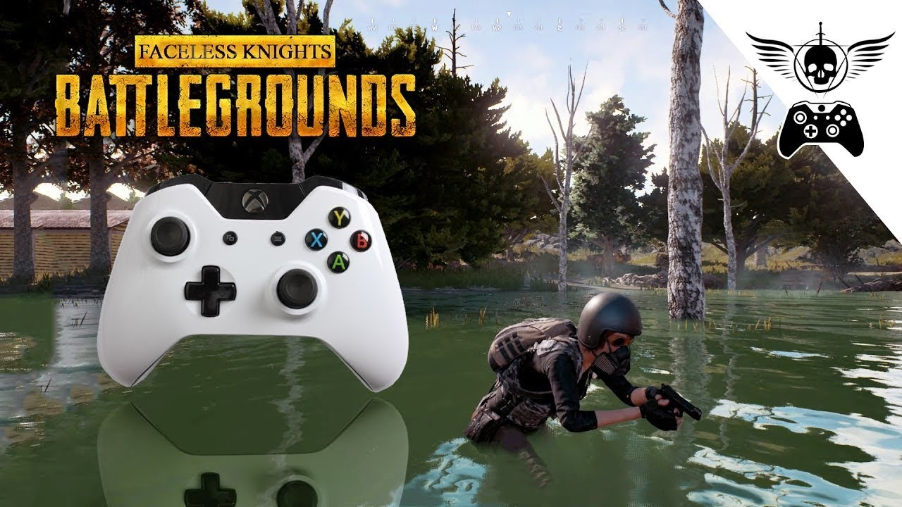 Pubg With Xbox 360 Youtube