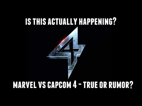 Is Marvel VS Capcom 4 Actually Happening?