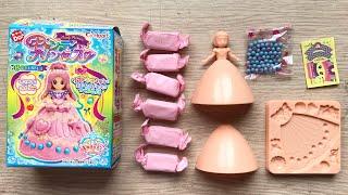 Làm váy đầm công chúa búp bê bằng kẹo ăn được - Popin cookin princess (Chim Xinh)
