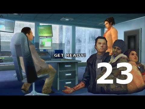 LP Fahrenheit (Indigo Prophecy) Part 23 - Carla Meets Lucas