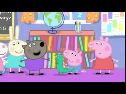 Το παιδικό εργαστήριο - Πέππα το Γουρουνάκι Νέα Επεισόδια Ελληνικά - Peppa pig greek new - παραμύθια