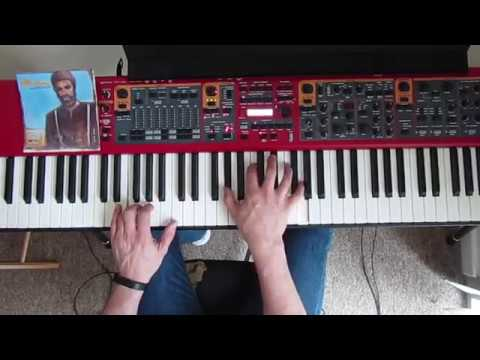 Gil Scott-Heron - Lady Day And John Coltrane - Cover On Piano