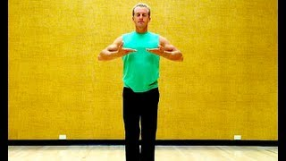 The Ultimate Tai Chi Warm Up ..... Awesome!