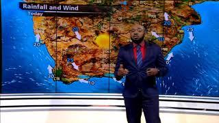 SA Weather | Friday, 23 August 2019 | #SABCWeather
