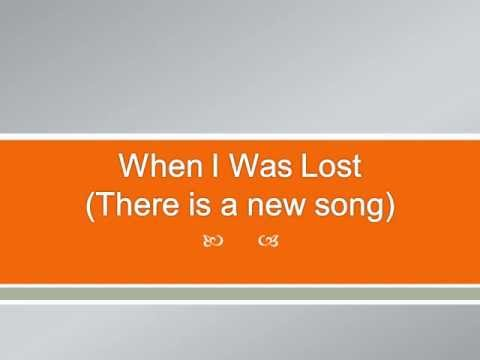 When I Was Lost by Kate Simmonds