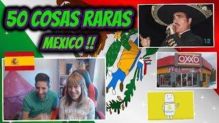 MI MADRE REACCIONA A 50 COSAS RARAS QUE SOLO PASAN EN MÉXICO ! | JON SINACHE
