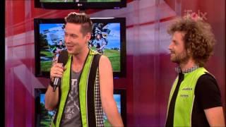 FoIx !nteraktiv - Die Draufgänger (26.06.2015)