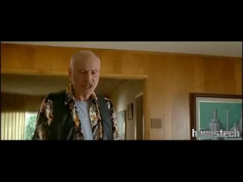Little Miss Sunshine  Grandpa: ''Every night is the f**king chicken!''