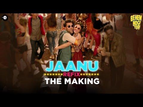 JAANU - The Making | BEHEN HOGI TERI | RAJKUMMAR RAO | SHRUTI HAASAN
