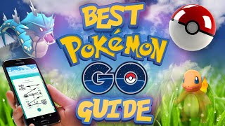 BEST POKÉMON GO TIPS AND TRICKS GUIDE! How to play Pokémon Go & find nearby pokemon!