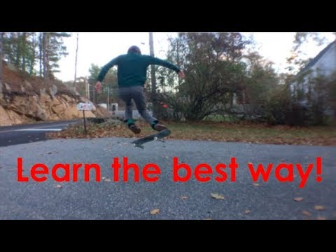 How to Backside 360 Correctly