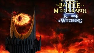 rj rotwk mod to the lord of the rings the battle for middle earth ii the rise of the witch king