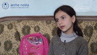 Esmas großer Traum und die Hilfe von arche NoVa