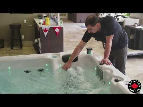 Canadian Spa Company Hot Tub Features