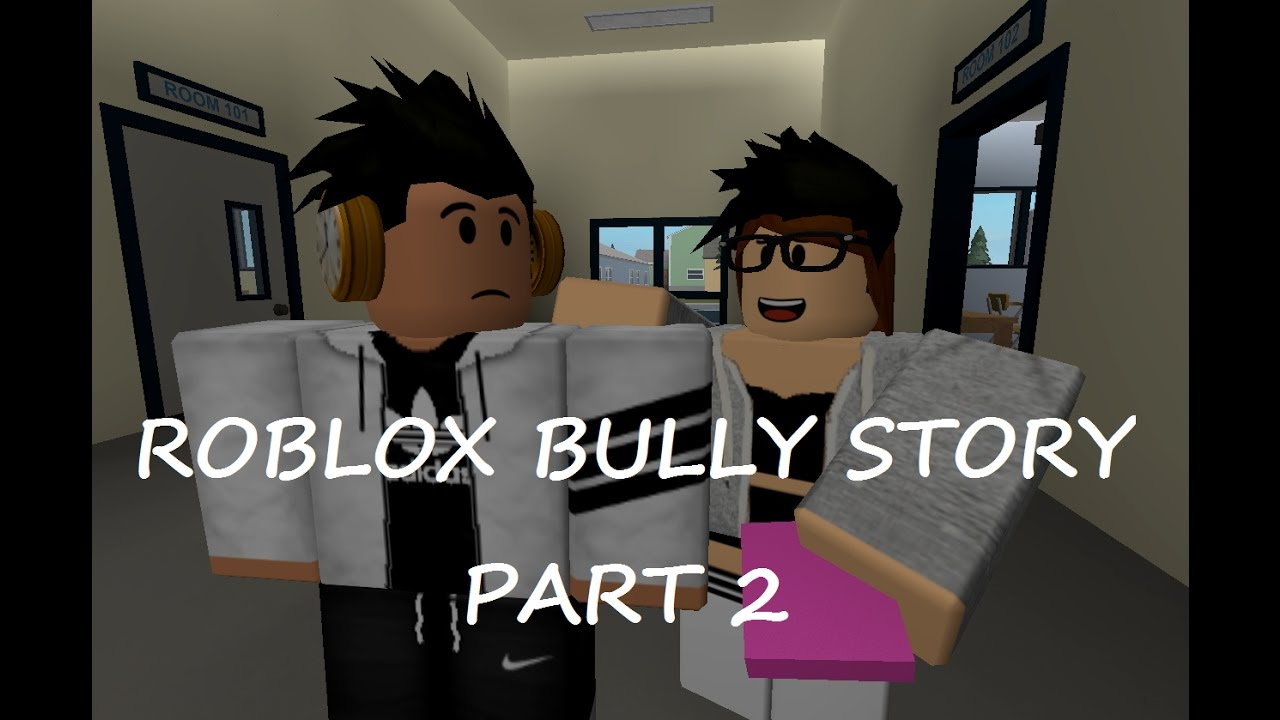 Roblox Bully Story Part 2 Scott Brendo Knock The Dominoes