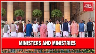 Overview Of Ministers And Ministries, Full List Of Modi Cabinet