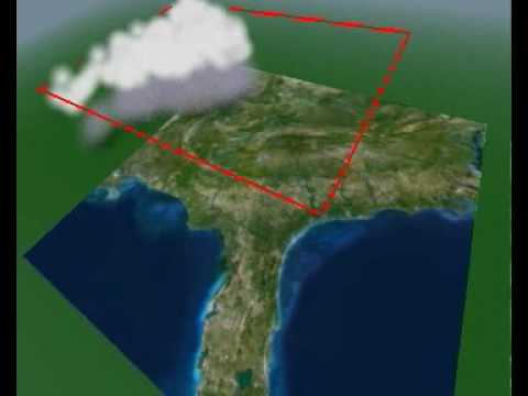 Realtime Weather Map.Realtime 3d Weather Radar Simulation Youtube