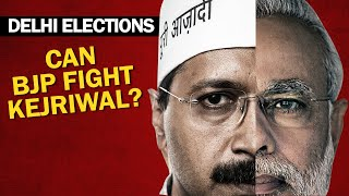 Delhi Assembly Elections 2020: Can A Faceless BJP Campaign Take On Kejriwal? |  NewsMo Exclusive