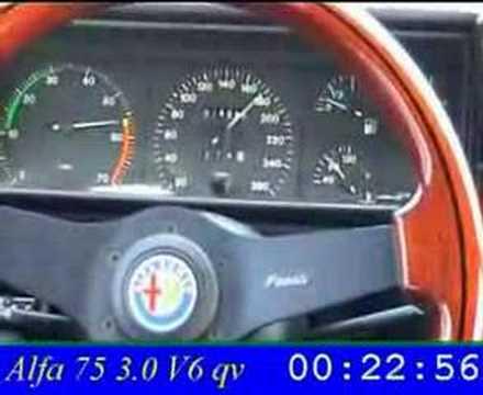 Alfa 75 3.0 V6