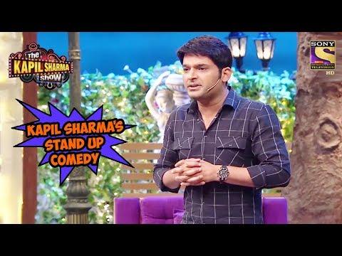 Kapil Sharma's Stand Up Comedy - The Kapil Sharma Show
