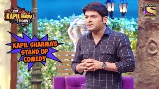 Kapil Sharma's Stand Up Comedy - The Kapil Sharma Show