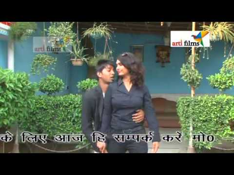 HOTH PE LAALI AANKH ME KAJRA || HOT SONG || ACTOR ANKIT KASHYAP