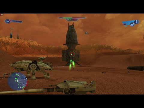 Star Wars Battlefront (Classic, 2004) - Geonosis (Galactic Republic) - PC 2K HD |