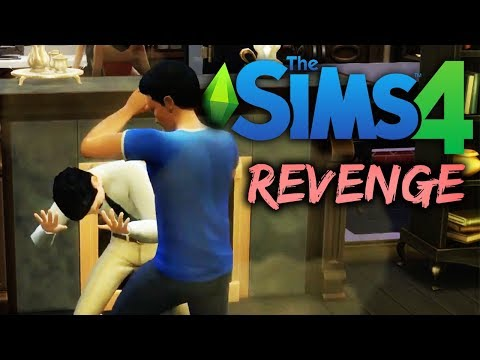 EDMOND'S REVENGE!! | The Sims 4 | Lets Play - Part 8