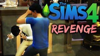 EDMOND'S REVENGE!! | The Sims 4 | Lets Play - Part 8