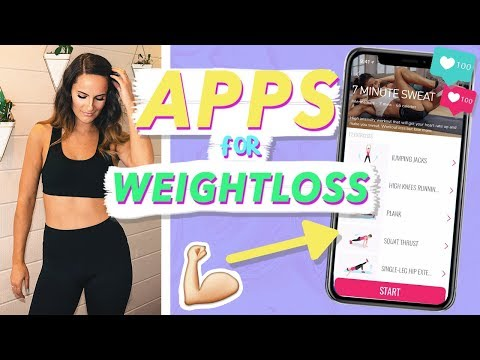 7 WEIGHT LOSS + FITNESS IPhone Apps For You NEED This Summer!