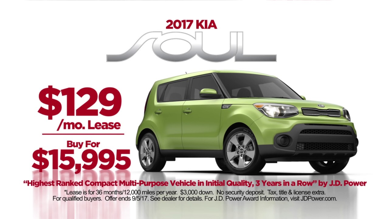 best kia soul lease deals lamoureph blog. Black Bedroom Furniture Sets. Home Design Ideas