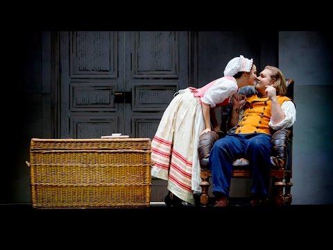 Peter Stein om Figaros bröllop på Malmö Opera