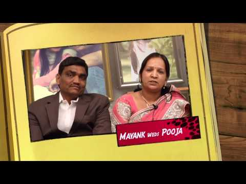 Mayank Weds Pooja  Wedding Invitation Video