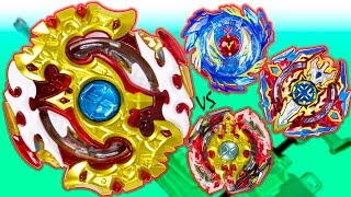 Beyblade Burst Распаковка волчка Бейблэйд Берст Spriggan Requiem Крутые игры и игрушки для детей