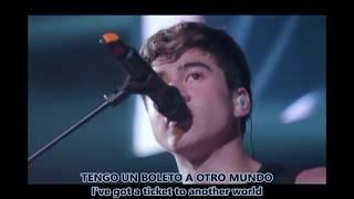 5sos- beside you español inglés