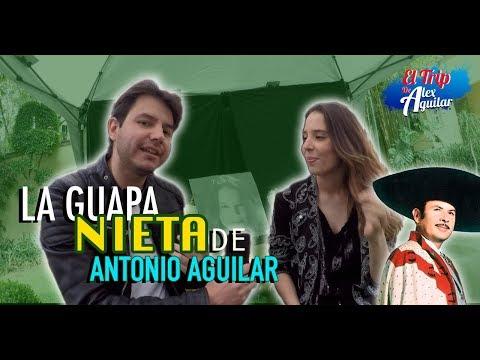 Conoce a Majo Aguilar la guapa nieta de Antonio Aguilar