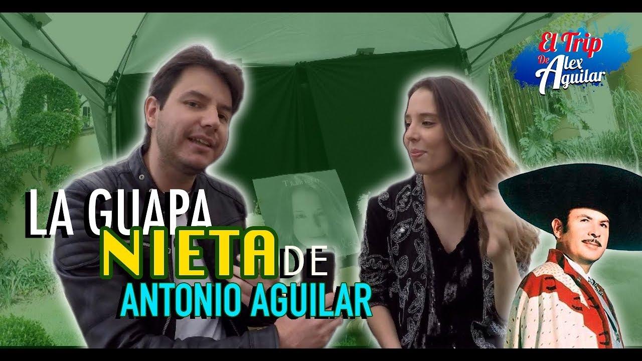 Conoce A Majo Aguilar La Guapa Nieta De Antonio Aguilar Youtube